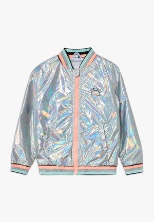 BLOUSON - Light jacket - silver
