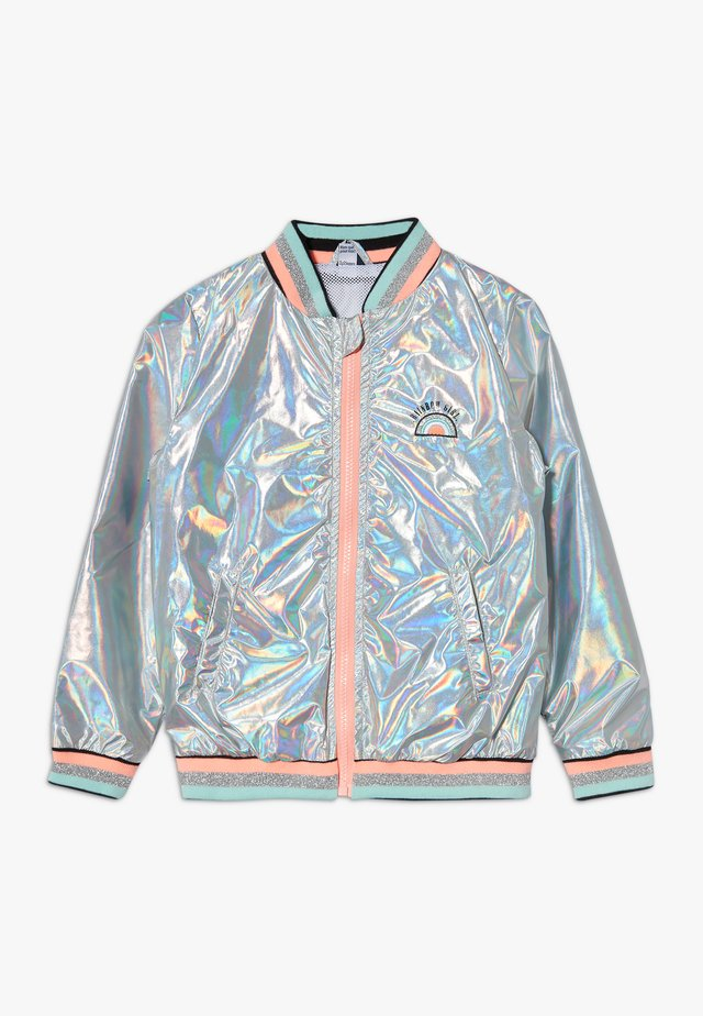 BLOUSON - Light jacket - silver