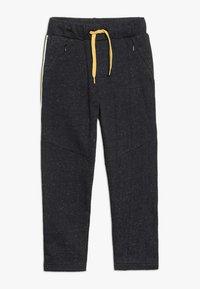 3 Pommes - TROUSERS - Pantalon de survêtement - black - 0