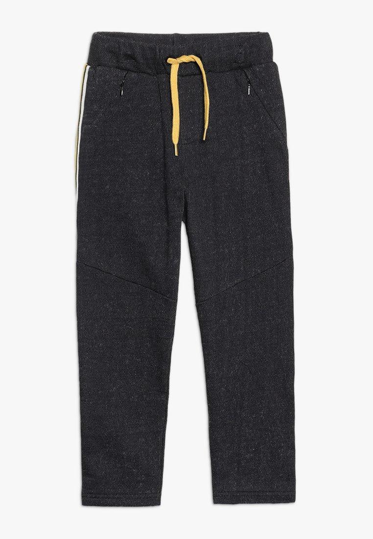 3 Pommes - TROUSERS - Pantalon de survêtement - black