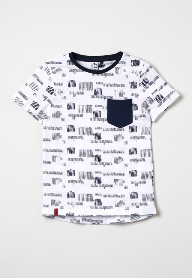 PRINTED - Print T-shirt - white