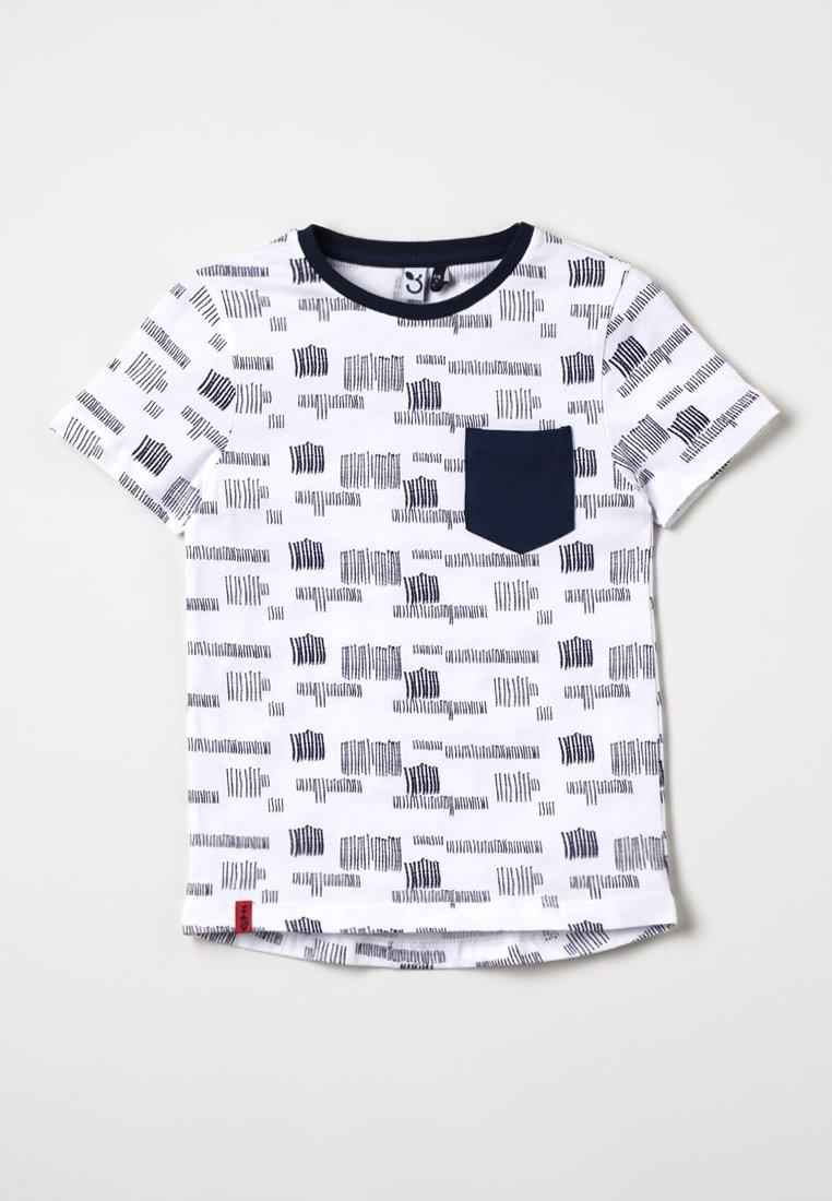 3 Pommes - PRINTED - T-shirts print - white