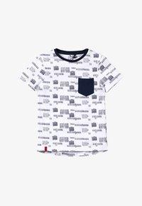 3 Pommes - PRINTED - T-shirts print - white - 3