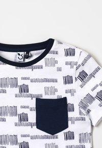 3 Pommes - PRINTED - T-shirts print - white - 2