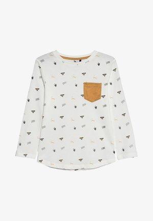 TEE - Long sleeved top - broken white