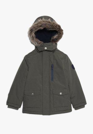 Winter jacket - kaki green