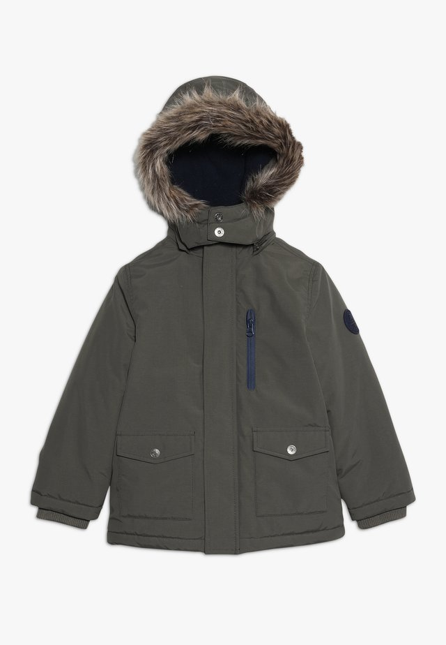 Winter jacket - kaki green