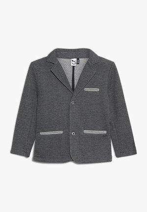 JACKET - Suit jacket - slate grey