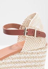 POPA - LIENA - Sandaletter - brown - 2