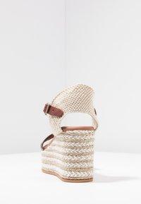 POPA - LIENA - Sandaletter - brown - 5