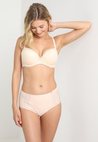 Pour Moi - EDEN PADDED BRA - Push-up podprsenka - oatmeal - 1