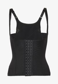 Pour Moi - HOURGLASS FIRM CONTROL BACK SMOOTHING WAIST CINCHER - Corset - black - 3
