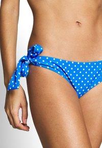 Pour Moi - HOT SPOTS TIE SIDE BOTTOM - Bikinibroekje - ocean - 4