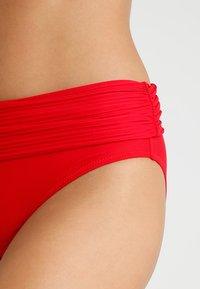 Pour Moi - BALI FOLDOVER BRIEF - Bikinibroekje - red - 4