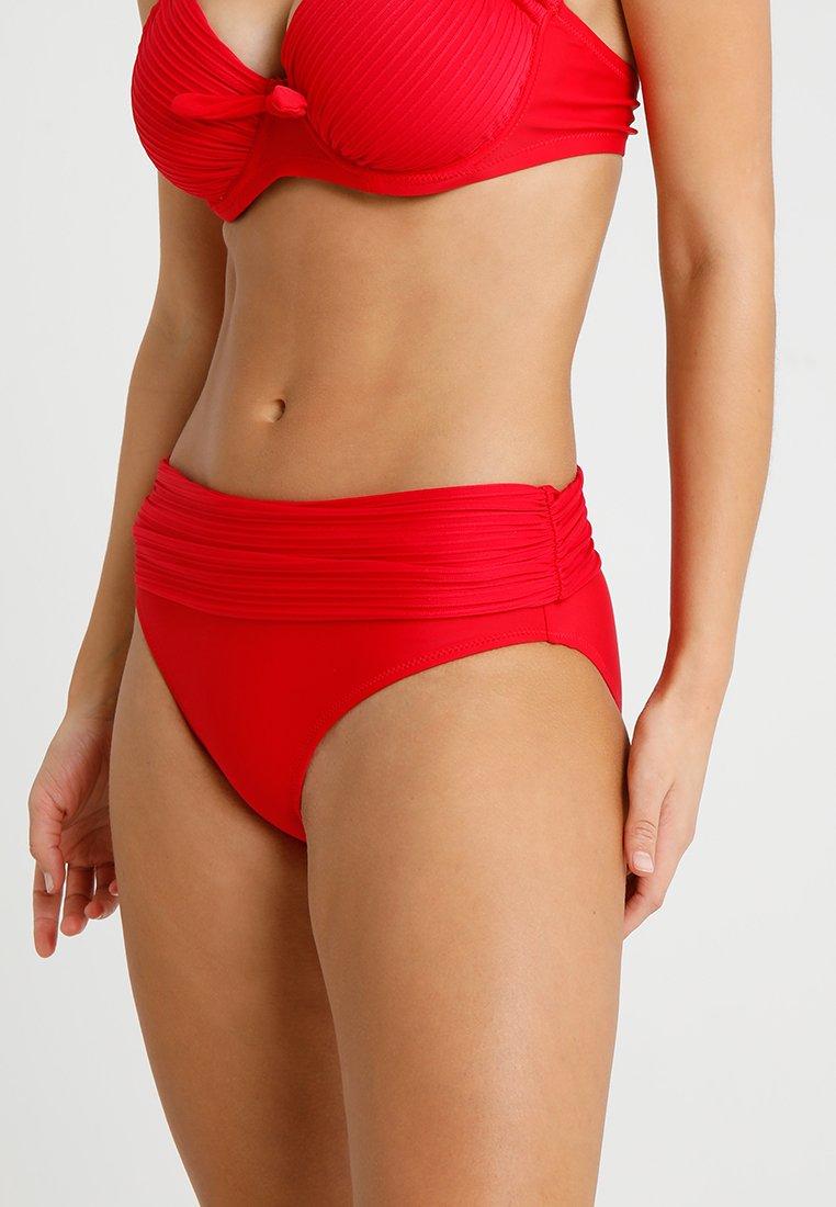 Pour Moi - BALI FOLDOVER BRIEF - Bikinibroekje - red