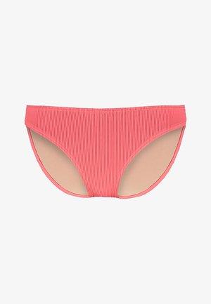 ESCAPE HIGH LEG BRIEF - Bikinibroekje - coral