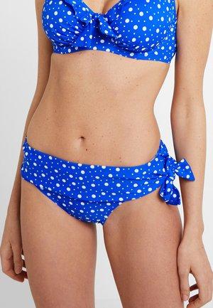 MINI MAXI FOLDOVER BRIEF - Bikinibroekje - blue