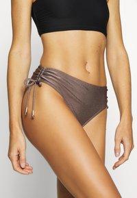 Pour Moi - COCO BEACH ADJUSTABLE BRIEF - Bikini-Hose - nude - 0