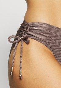 Pour Moi - COCO BEACH ADJUSTABLE BRIEF - Bikini-Hose - nude - 4