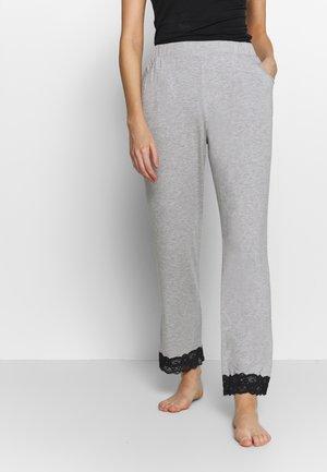 SOFA LOVES TROUSER - Pyjamasbukse - grey marl