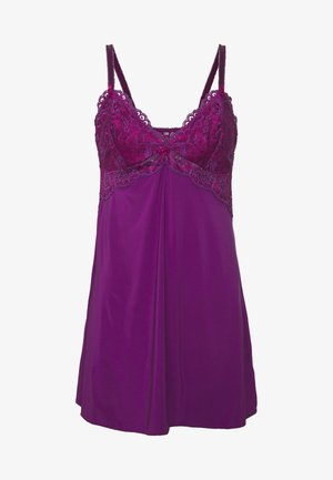 OPULENCE CHEMISE - Nattlinne - purple