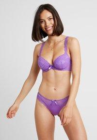 Pour Moi - REBEL BRAZILIAN BRIEF - Slip - purple - 1