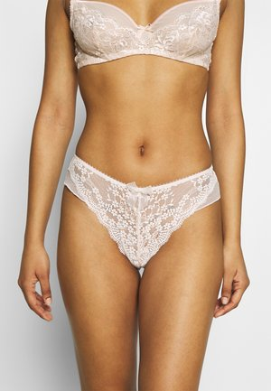FLORA BRAZILIAN BRIEF - Slip - ivory