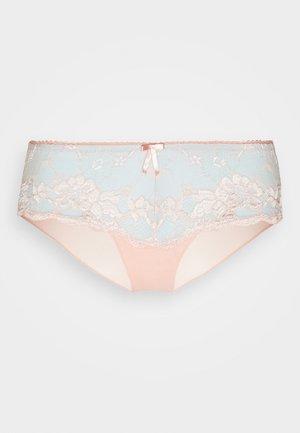 AMOUR SHORTY - Slip - soft pink/mint