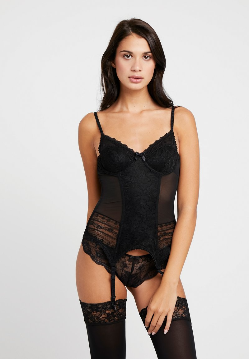 Pour Moi - REMIX UNDERWIRED BASQUE - Body - black
