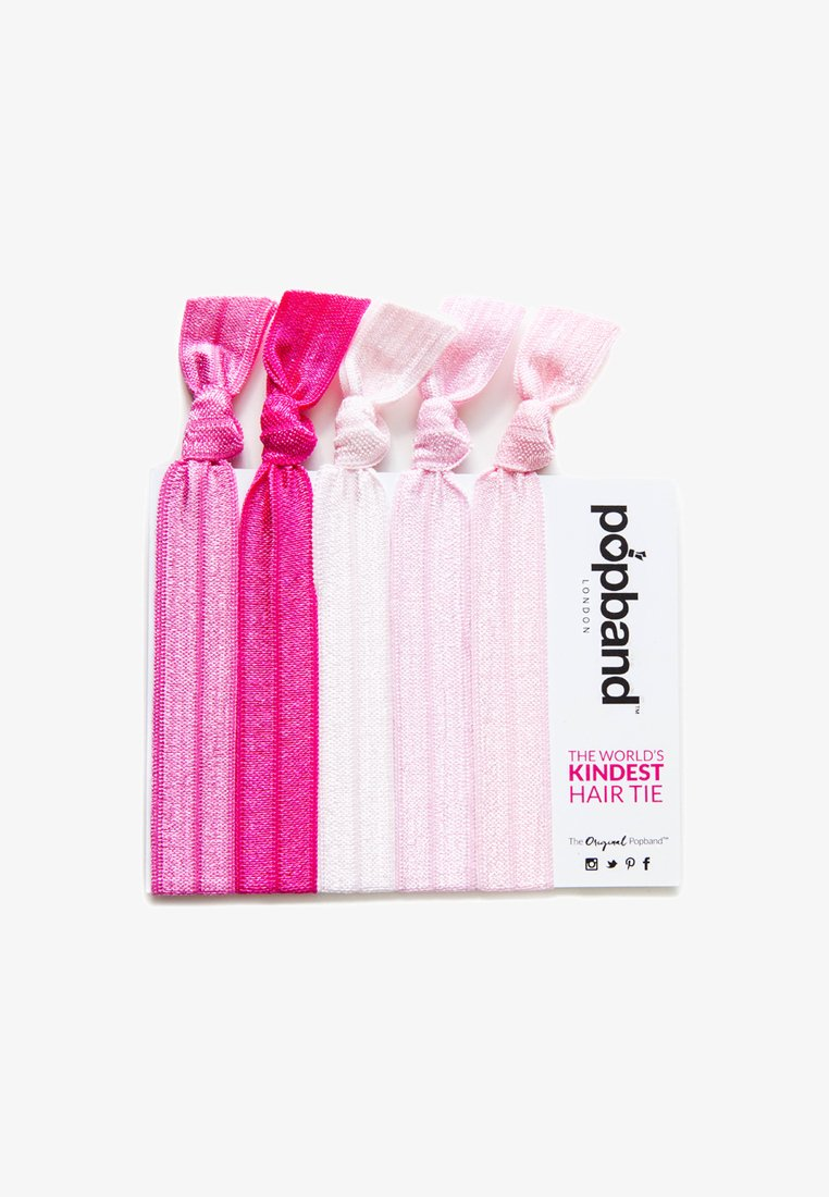 Popband - HAIRTIES MULTIPACK - Hårstyling-accessories - bubblegum