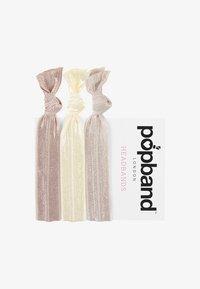 Popband - HEADBANDS - Hårstyling-accessories - blonde - 0