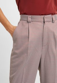 POSTYR - POSSONJA PANT - Trousers - spiced apple - 3