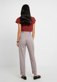 POSTYR - POSSONJA PANT - Trousers - spiced apple - 2