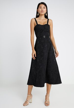 POSVICTORIA DRESS - Robe de cocktail - black