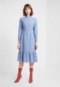 POSTYR - POSAUBREY DRESS - Cocktail dress / Party dress - blue - 1
