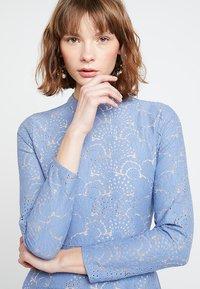 POSTYR - POSAUBREY DRESS - Cocktail dress / Party dress - blue - 3