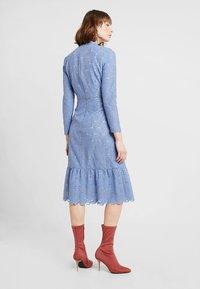 POSTYR - POSAUBREY DRESS - Cocktail dress / Party dress - blue - 2
