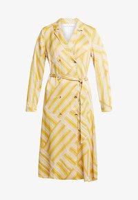 POSTYR - POSALMARINE DRESS - Shirt dress - chai tea - 4