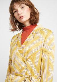 POSTYR - POSALMARINE DRESS - Shirt dress - chai tea - 3