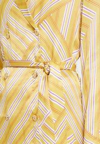 POSTYR - POSALMARINE DRESS - Shirt dress - chai tea - 5