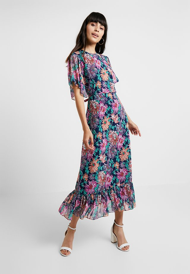 POSANA DAY DRESS - Maxi dress - patriot blue