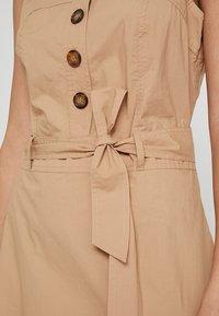 POSTYR - ZARIA DRESS - Maxi dress - tannin - 5