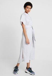POSTYR - POSDISA DRESS - Maxi dress - bright white - 1