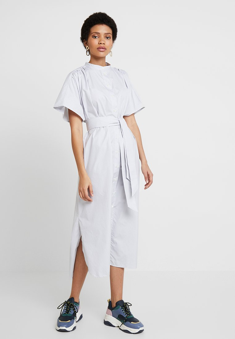 POSTYR - POSDISA DRESS - Maxi dress - bright white