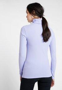 POSTYR - POSKUNIGUNDE ROLL NECK - Long sleeved top - lilac - 2