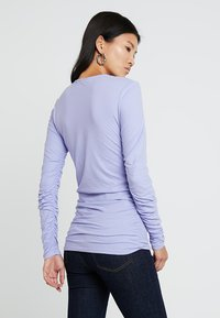 POSTYR - POSKUNIGUNDE - Long sleeved top - sweet lavender - 2