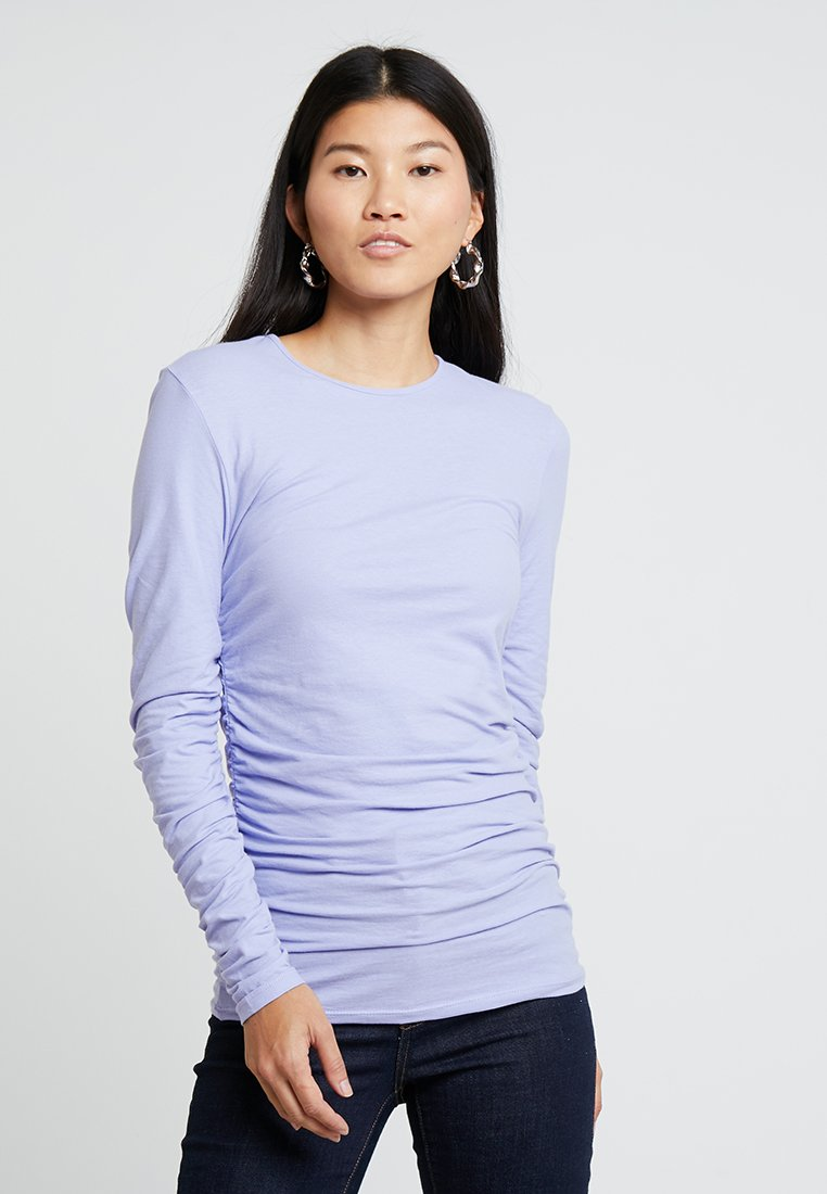 POSTYR - POSKUNIGUNDE - Long sleeved top - sweet lavender
