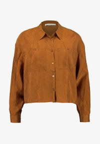 POSTYR - POSAUGUSTA - Button-down blouse - cathay spice - 4