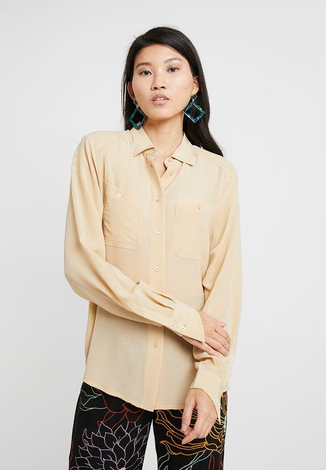 POSALMA - Skjorte - beige
