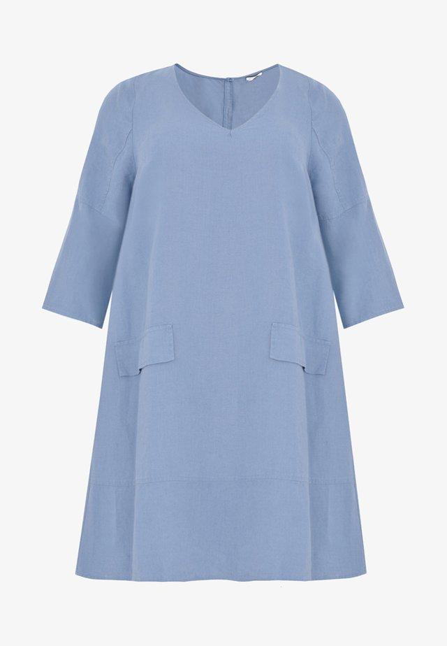 Blusenkleid - dark blue